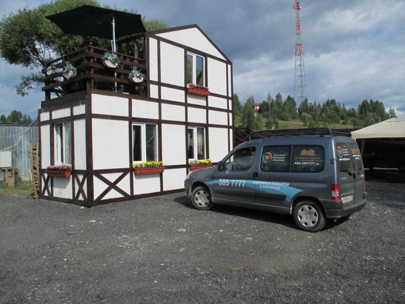 ЖК Альпийская деревня