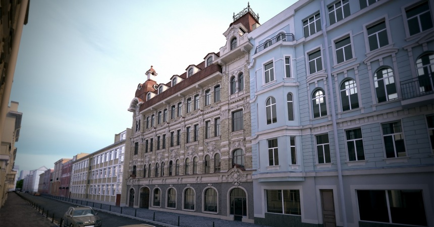 Апартамент-комплекс Голландия