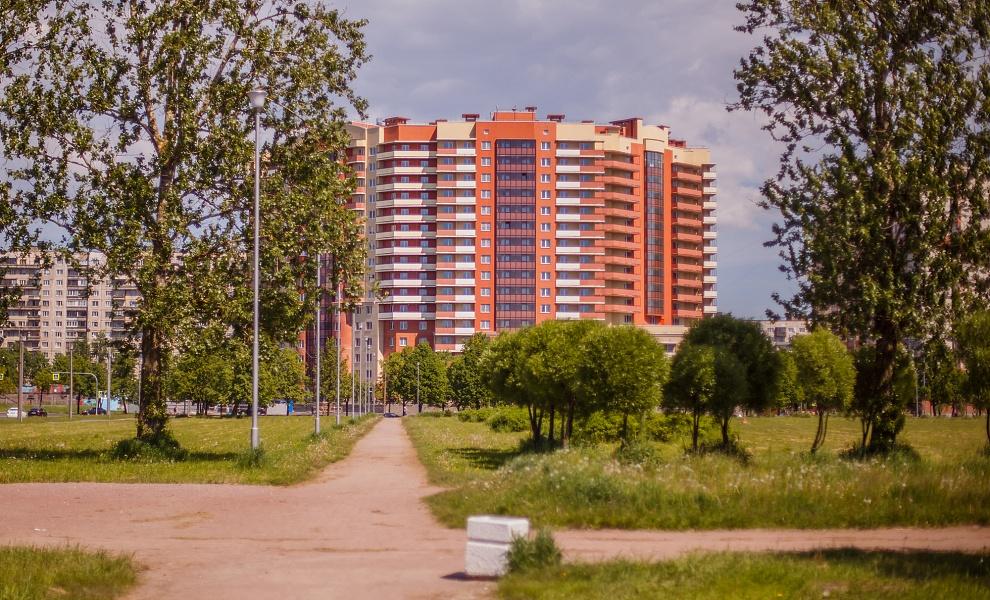 ЖК Кристалл Полюстрово